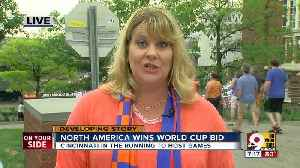 North America wins World Cup bid [Video]