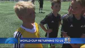 News video: Bay Area Soccer Fans Excited By News World Cup Will Return To North America