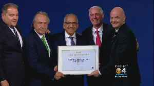 News video: FIFA Awards North America 2026 World Cup, Miami Likely To Host Multiple Matches