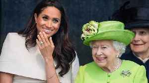News video: Meghan Markle and Queen Elizabeth Are Royal Besties During Day Out