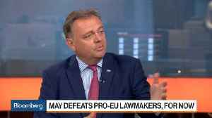News video: Allianz' Dwane Says a Soft Brexit Is Not Going to Happen