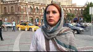 News video: The impact of sanctions on ordinary Iranians
