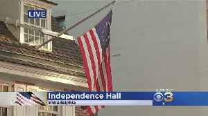 News video: Army Birthday, Flag Day Celebrations To Kick Off At 11 AM Today At Independence Mall