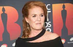 EXCLUSIVE: Sarah Ferguson cried at royal wedding