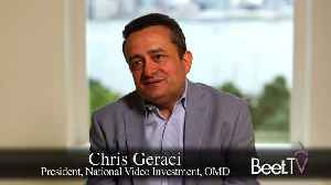 News video: TV Upfront 'Still A Good Long-Term Bet' For Advertisers: OMD's Geraci