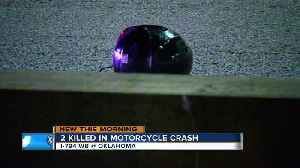 News video: 2 killed in motorcycle crash on I-794 Wednesday night