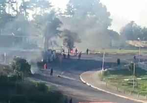 News video: Plettenberg Bay Housing Protests Turn Violent