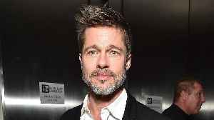 News video: Why Brad Pitt Is Happy to Get More Time With His Six Kids