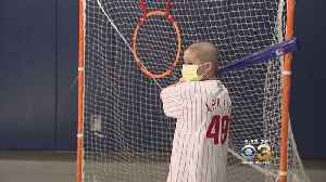 Young Child Battling Cancer Inspired By Phillies' Jake Arrieta, Eagles' Carson Wentz
