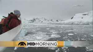 News video: Study Confirms The Rate Antarctic Ice Is Melting Is Accelerating
