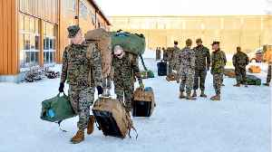 News video: Russia vows consequences after Norway invites more U.S. Marines