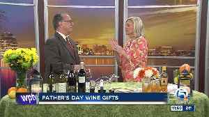 News video: Father's Day wine-inspired gift ideas