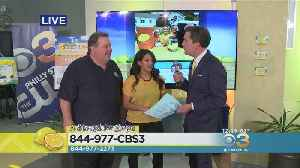 WOGL's Nicky G And 96.5's Bex Join Jim Donovan At Alex's Lemonade Stand Telethon