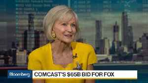 News video: Comcast Cash vs. Disney Stock in Battle for Fox