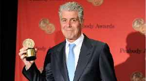 CNN Will Air Remaining Episodes Of 'Anthony Bourdain: Parts Unknown' As Scheduled