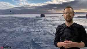 News video: Ice sheets 'repeatedly covered much of the UK