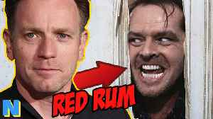 "News video: Ewan McGregor Casted in ""The Shining"" Sequel ""Doctor Sleep"""