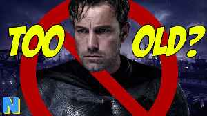 DCEU Developing Younger Batman Movie! End of BATFLECK?! | NW News