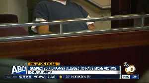 News video: Other victims may be linked to Otay Mesa attempted kidnapping suspect
