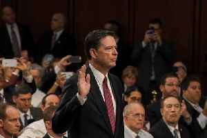 News video: DOJ: Former FBI Director James Comey Defied Protocol In Clinton Probe