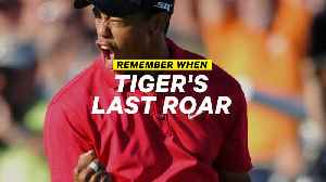 News video: Remember When: Tiger Won the 2008 U.S. Open with an Injured Knee