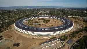 News video: Apple Gives Spaceship Campus Standing Desks To Improve 'Lifestyle'