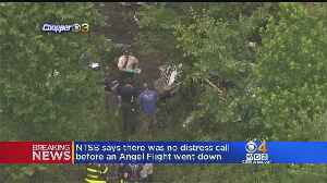 News video: NTSB Says No Distress Call From Angel Flight