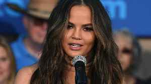 News video: Chrissy Teigen and John Legend Have a Message and a Donation for Trump's Birthday
