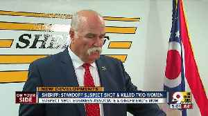 News video: Sheriff: Standoff suspect shot and killed two women