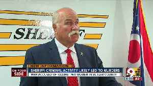 News video: Sheriff: Criminal activity likely led to murders