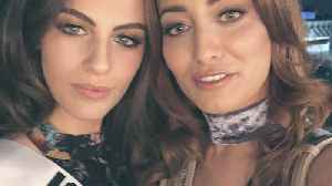 News video: Miss Iraq And Miss Israel Reunited After Selfie Controversy