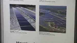 News video: SoftBank Vision Fund eyes Indian solar with $100 bln investment - report