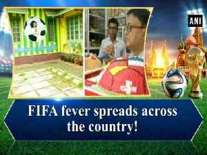 News video: FIFA fever spreads across the country!