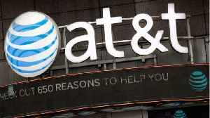 News video: AT&T Closes Deal For Time Warner For $85 Billion