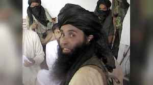 Pakistan Taliban leader killed in U.S. drone strike, official says [Video]
