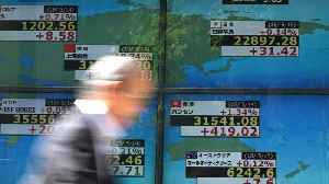News video: Asian Shares Slip Amid Chinese Tariff Fears