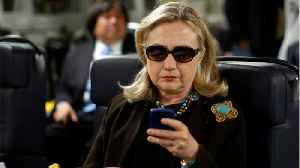 News video: Hillary Clinton Gives Throws Some Shade On Email Scandal