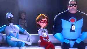 News video: Incredibles 2 -