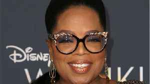 News video: Oprah Signs Huge Deal With Apple