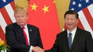 News video: Trump Pushes Ahead With More Trade Tariffs On China