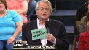 News video: Why 'The Jerry Springer Show' Has Halted Production After 27 Years