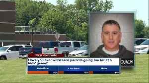 Parent charged after slashing coach's tires during Troy High School basketball game