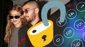 News video: Gigi Hadid & Zayn Malik Try To Work Out TRUST Issues: Share ALL Passwords!