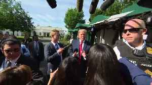 "News video: Trump feels ""badly"" for Manafort, Cohen"