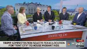 News video: Mika tries to shame Ivanka for another innocent pic with her child