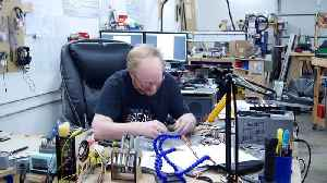 News video: The Ben Heck Show - Episode 345 - Ben & Felix: The Great Clock Off!
