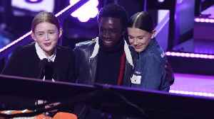 News video: 'Stranger Things' Up For Three Teen Choice Awards