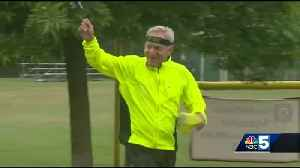 News video: Doctor running 50 races in 50 days for mental health awareness