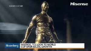 News video: FIFA World Cup Hits Fever Pitch