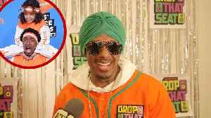News video: Nick Cannon Explains Exactly How His 7-Year-Old Son Tricked Him and Bought That Dog Online (Exclusive)